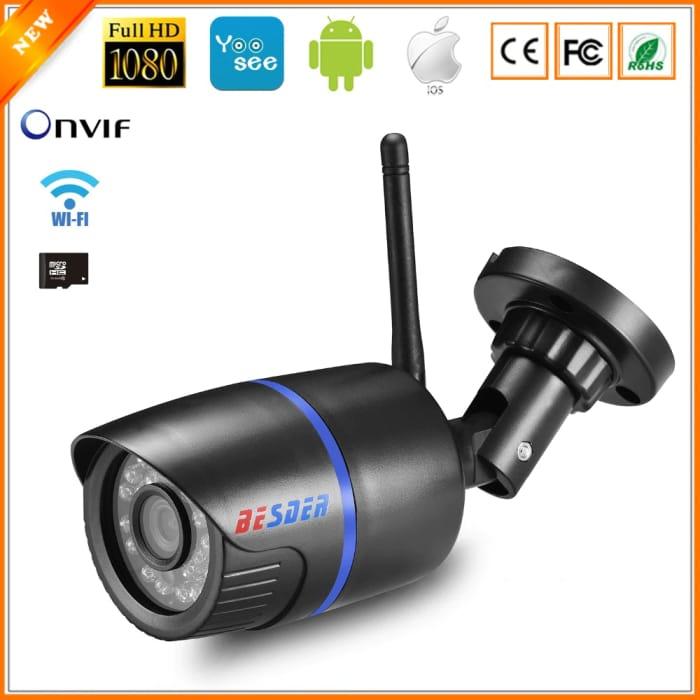 Yoosee IP Camera Wifi 1080P 960P 720P ONVIF Wireless
