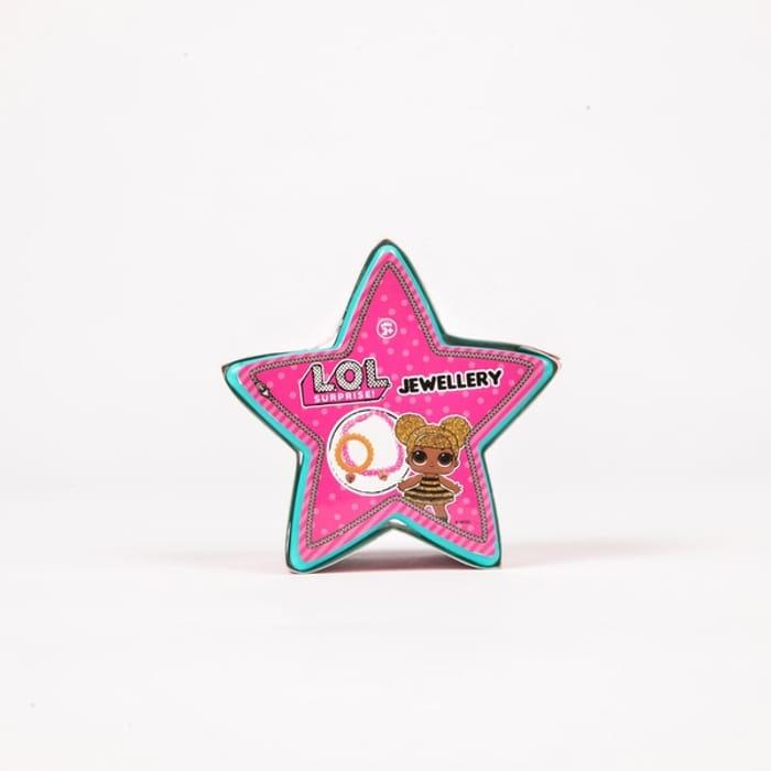 L.O.L. Surprise! Stars Jewellery Assortment Small