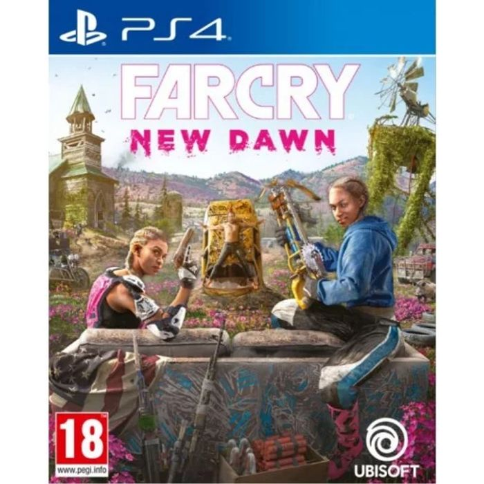 PS4 Far Cry New Dawn £22.95 Delivered at The Game Collection