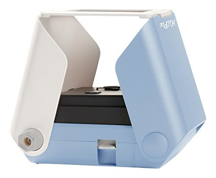 Kiipix Portable Smartphone Picture Printer Only £26.67