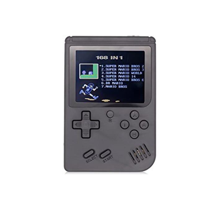 **BARGAIN** RETRO Handheld Game Console