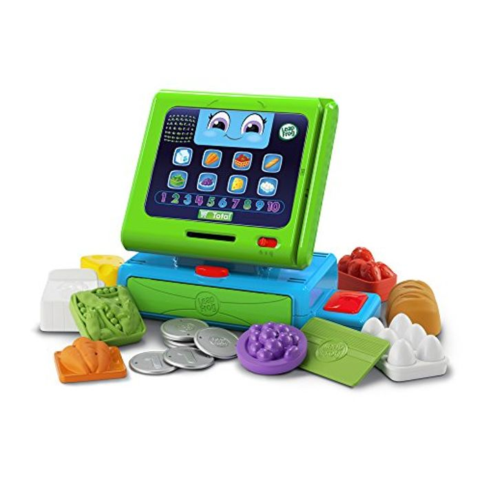 Leapfrog Count Along Till Educational Toy - 54% Off!