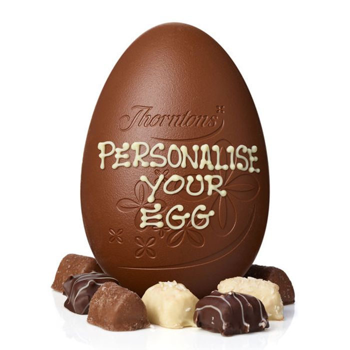 Thorntons 2 for £12, 5 for £25 or 7 for £35 Easter Egg & Chocolates Offer