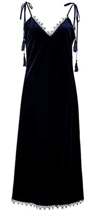 Velvet Dress - Lightning + 50% Voucher