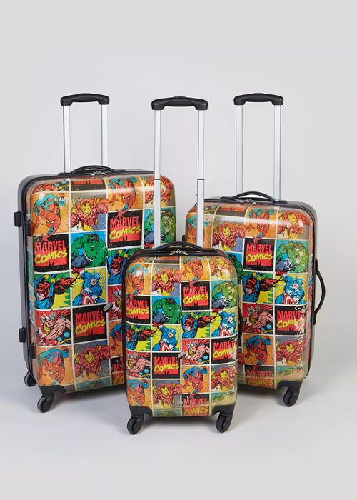 Avengers Suitcase from £45