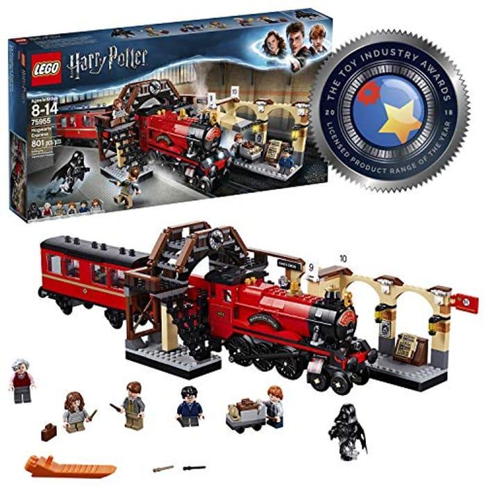 CHEAPEST YET! LEGO 75955 Harry Potter Hogwarts Express Train