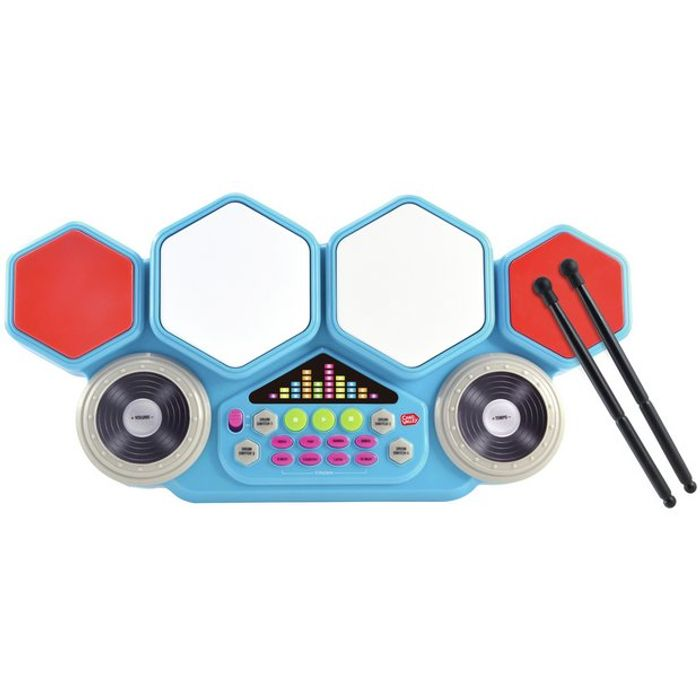 Chad Valley Electronic Drum Set
