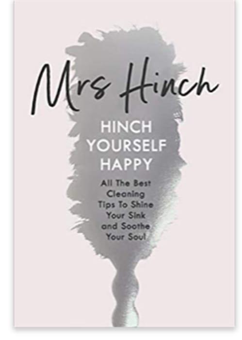 Mrs Hinch Book - Half Price at Amazon