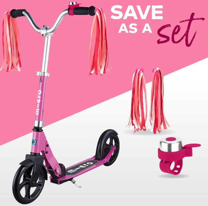 £10 off When You Spend £100+ at Micro Scooters