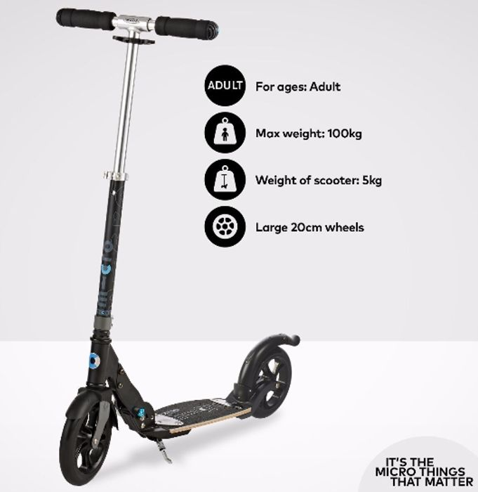 £20 off When You Spend £150+ at Micro Scooters