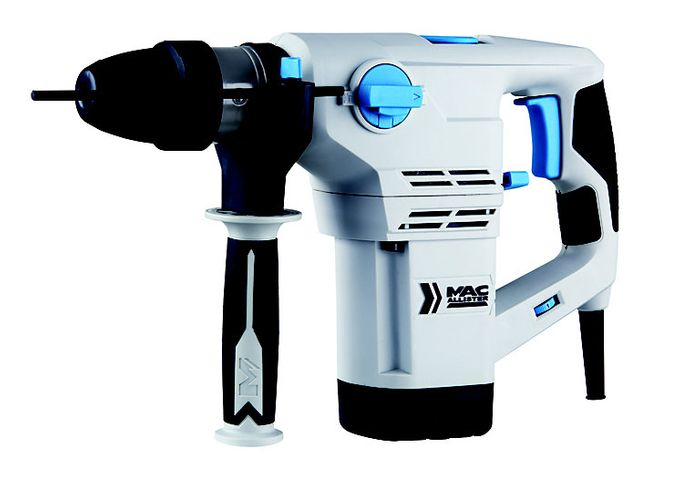Mac Allister 1200W Corded SDS plus Rotary Hammer Drill