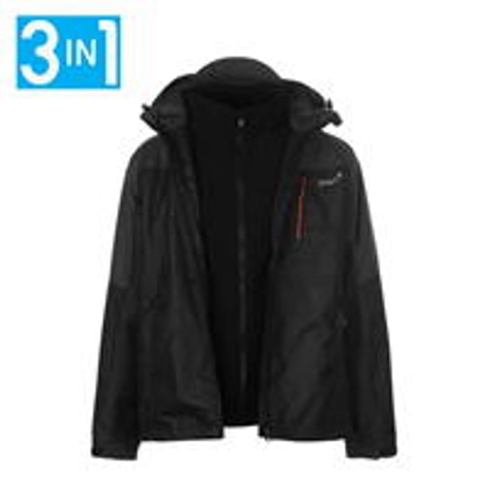 Gelert Horizon 3 in 1 Jacket Mens