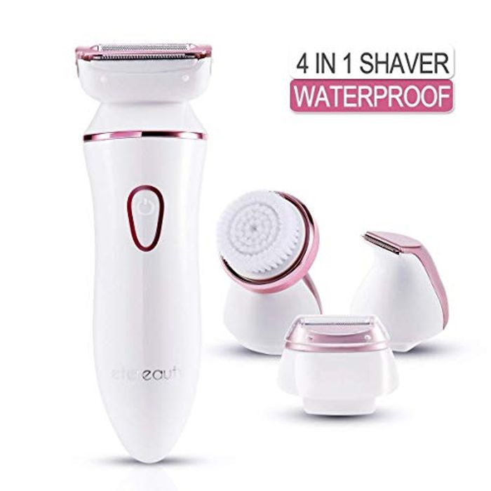 Lady Shaver Wet and Dry Bikini Trimmer