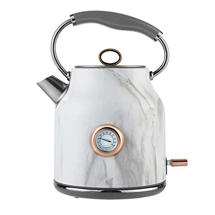 Marble Rose Gold Kettle £10 off