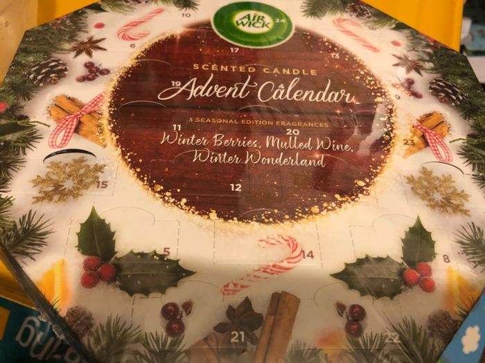 Airwick Advent Calender £1 at Poundland