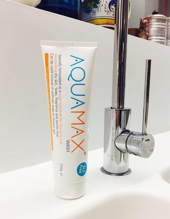 Aquamax Wash Sample