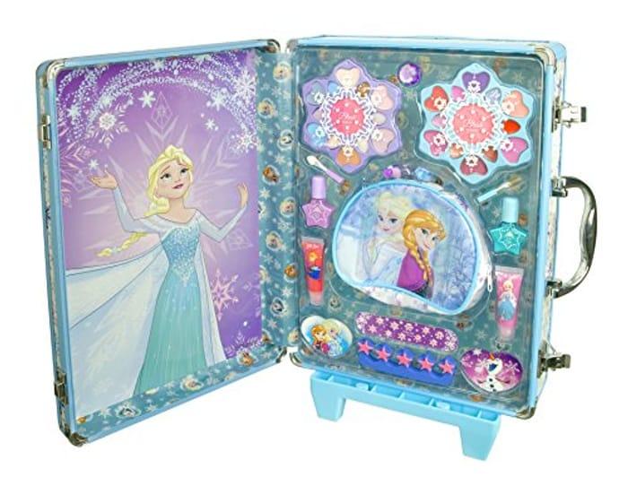 Disney Frozen Icy Adventures Beauty Trolley Case