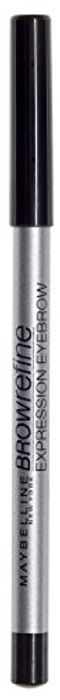 Maybelline Browrefine Expression Eyebrow Pencil, Black