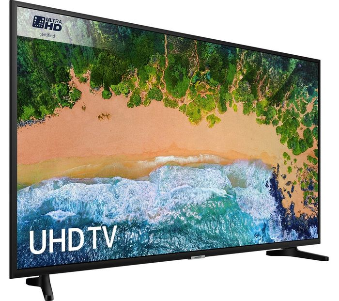 "*SAVE £120* SAMSUNG 50"" Smart Ultra HD HDR LED 4K TV"