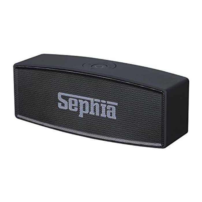 Sephia A11 Wireless Portable Travel Bluetooth Speaker (Lightning Deal)