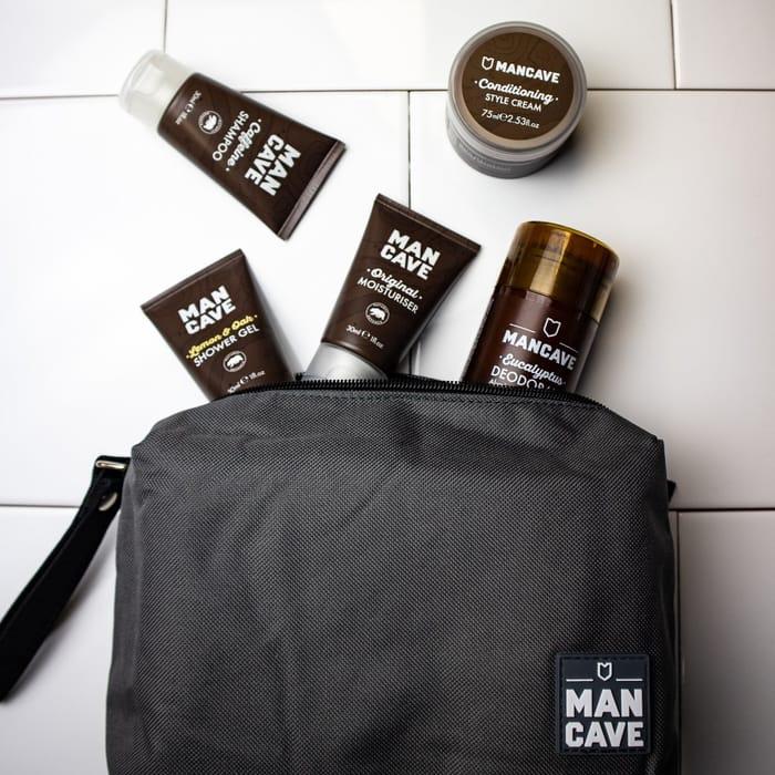 Man Cave Wash Bag £10 Delivered!
