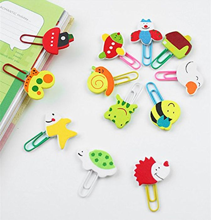 12 Pack of Clips