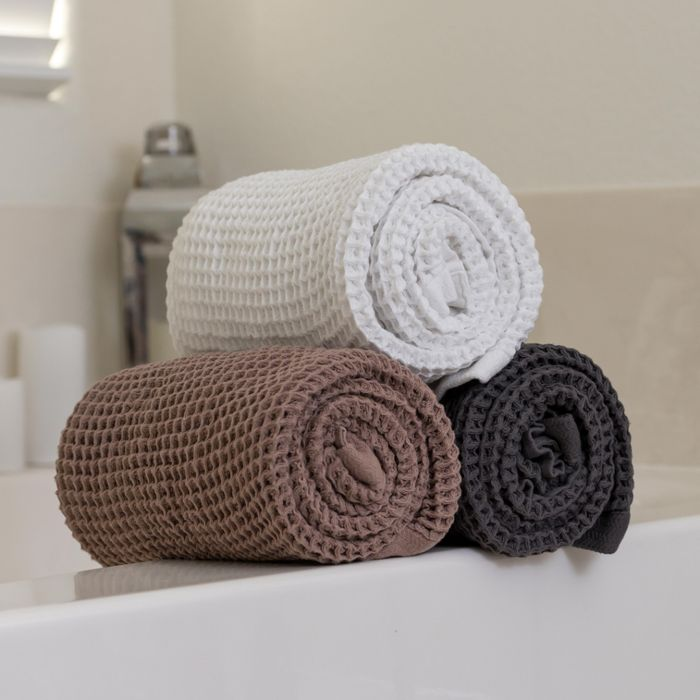Free Eco-Friendly Bamboo Cotton Towels