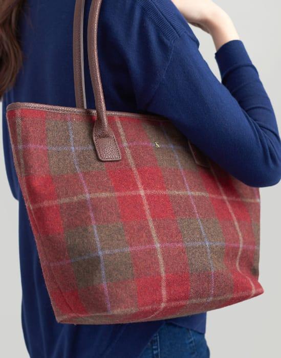 Fernwell Tweed Tote Bag - £39 Saving