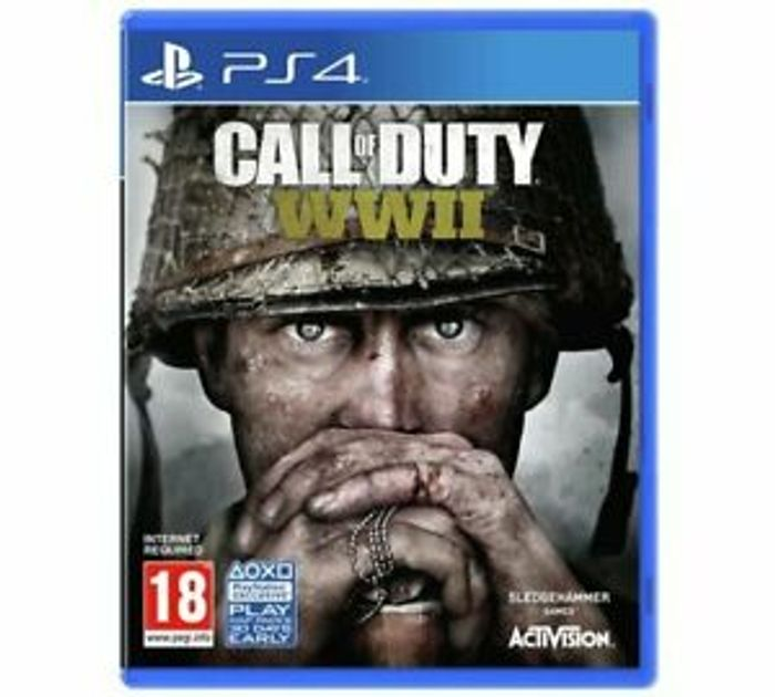 PS4 Call Of Duty World War II £10.40 Delivered at CTSL ebay