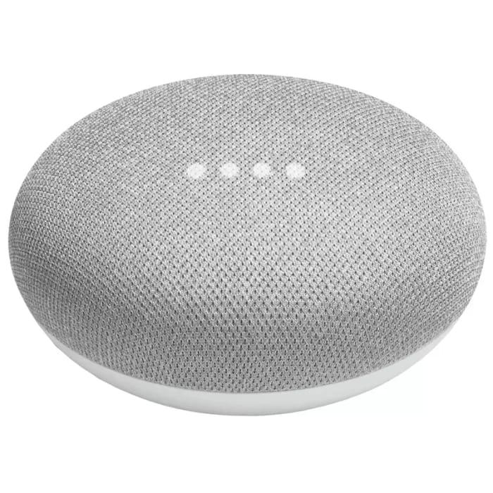 Google Home Mini Smart Speaker - Chalk £26.59 with Code