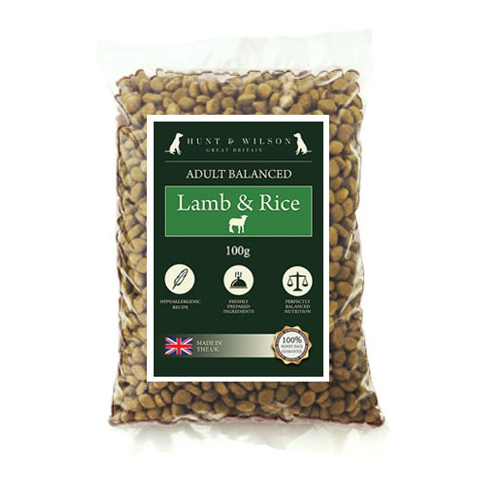 Dog Food Free Sample