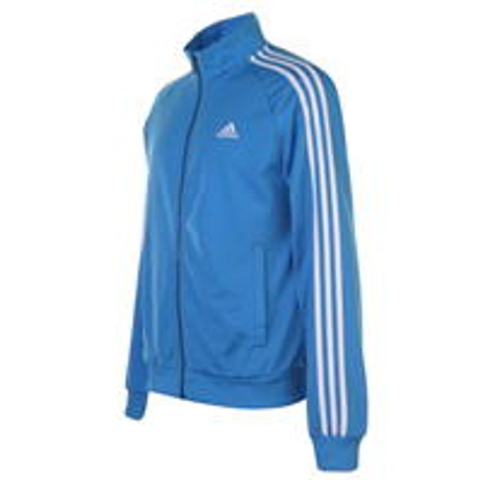 Adidas Essential 3S Track Top Mens