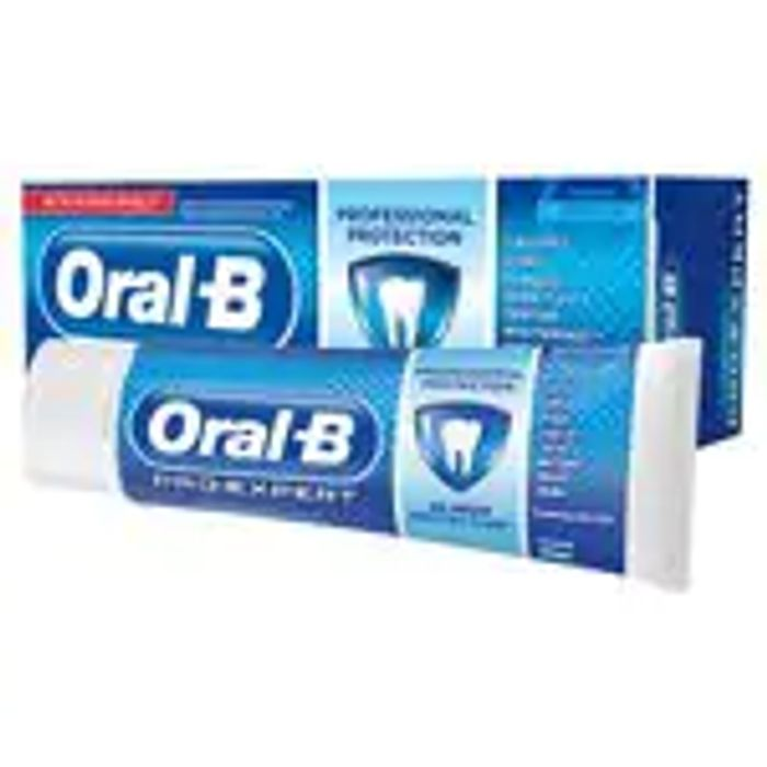 Star Buy! Now £1.99 on Selected Oral B Pro Expert Toothpaste