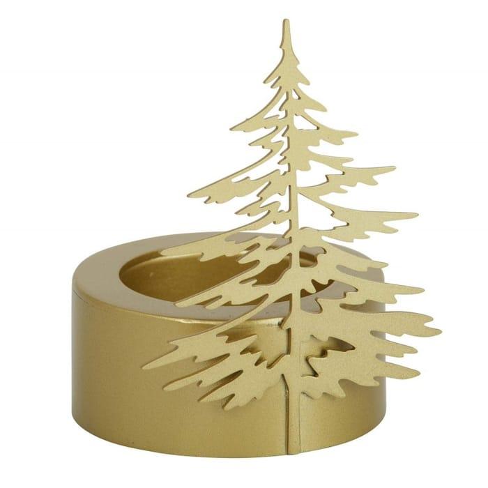Yankee Candle Winter Trees Small Tea Light Holder