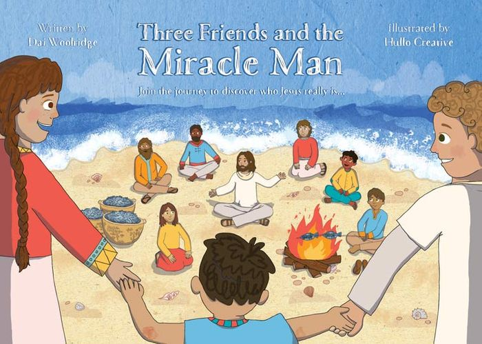 Free Sample Copy of Three Friends and the Miracle Man