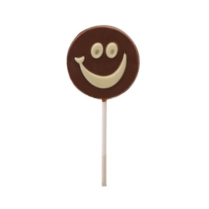 Milk Chocolate Smiles Lolly (25g) 3 for £1