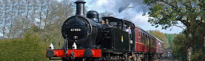 Spa Valley Railway Easter Rides - High Weald Countryside, up to 50% Off