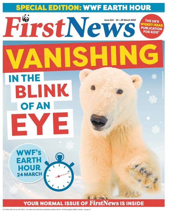 Free Copy of First News