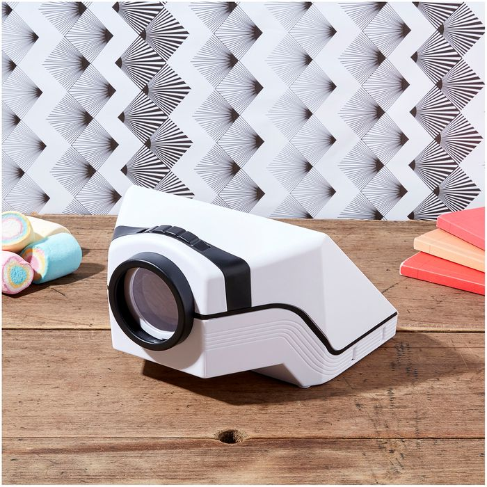 Smartphone Projector - White