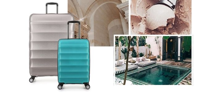 Win a 7 Night Luxury Stay in the Maldives and a set of Juno Metallic Suitcases