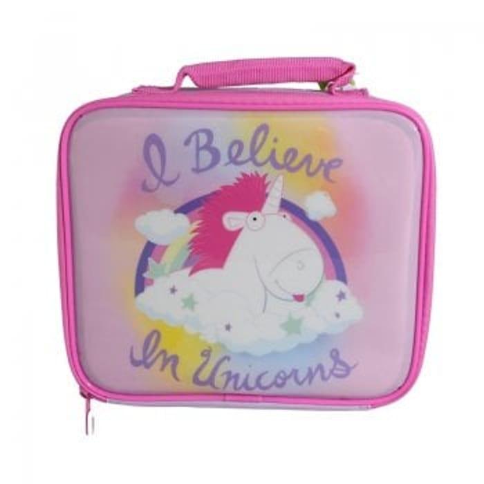 Fluffy Unicorn Lunch Bag