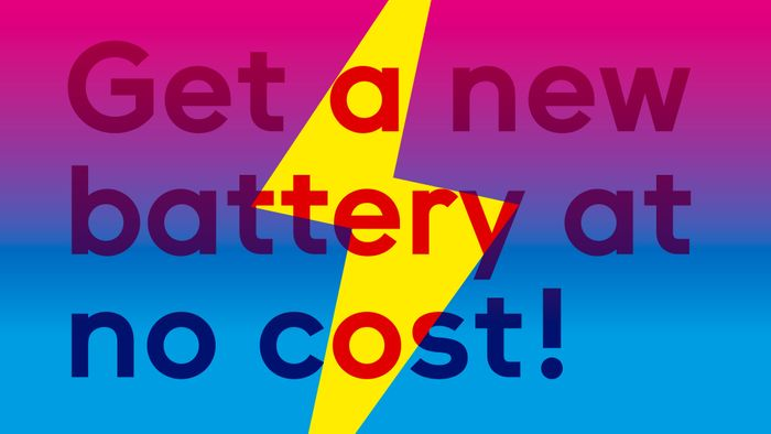 Free Battery Replacement from Swatch