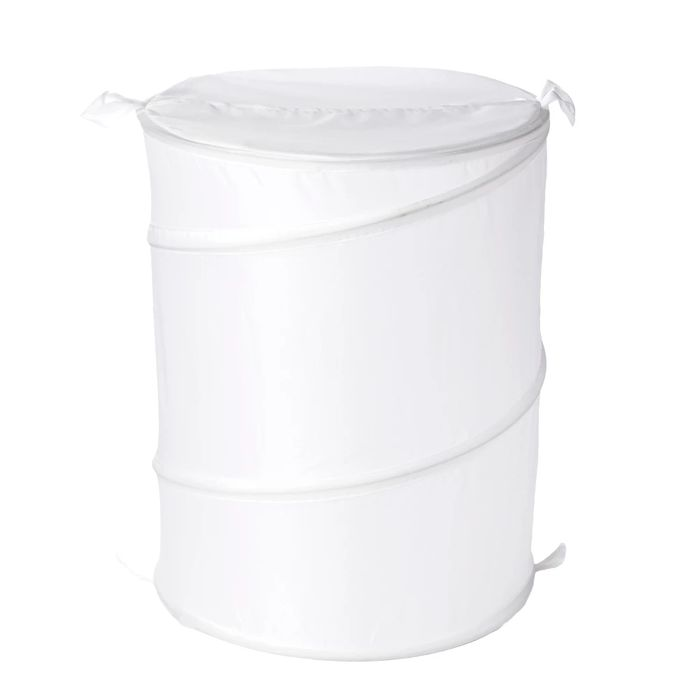 Debenhams - White Pop-up Laundry Basket
