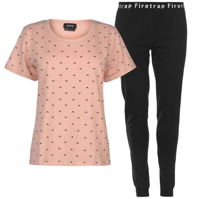 **BARGAIN** FIRETRAP Pyjamas 2 Piece Set