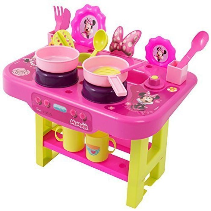 Minnie Mouse First Kitchen - BETTER Than Half Price