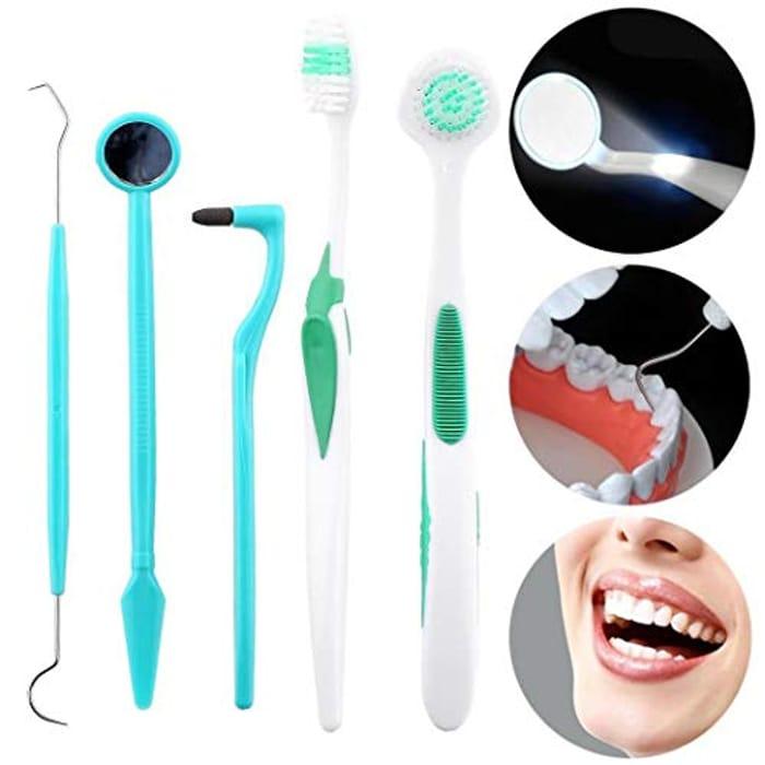 Nursing Oral Cleaning Care Tool Kit Whitening Kits
