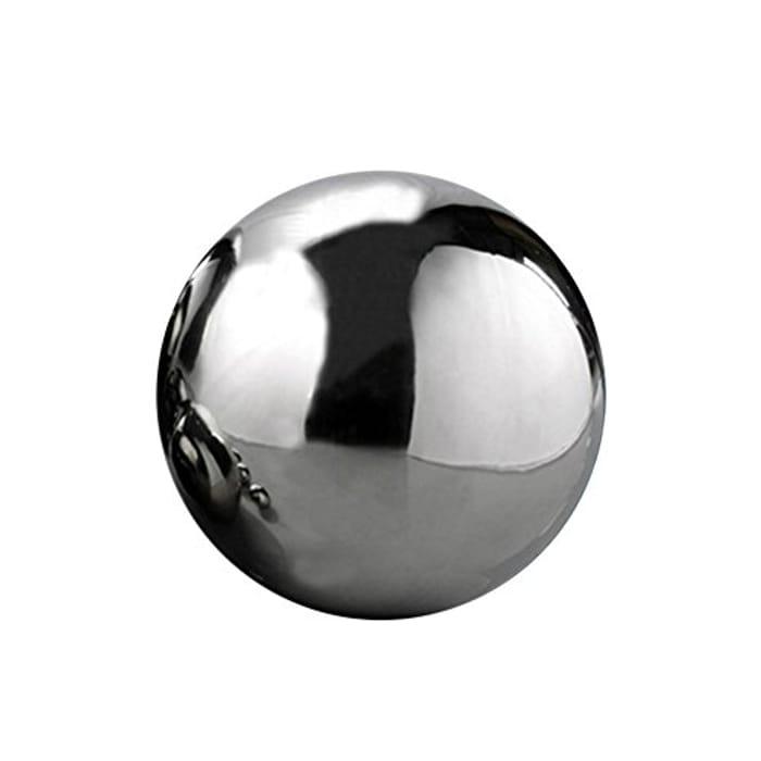 Stainless Steel Gazing Balls, 150mm Hollow  for Home Garden