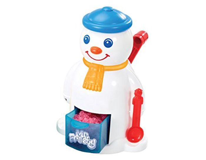 Bargain! Mr Frosty the Crunchy Ice Maker at Amazon