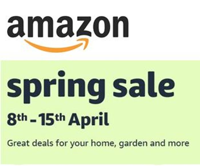 Amazon Spring Sale DEALS ARE ON!