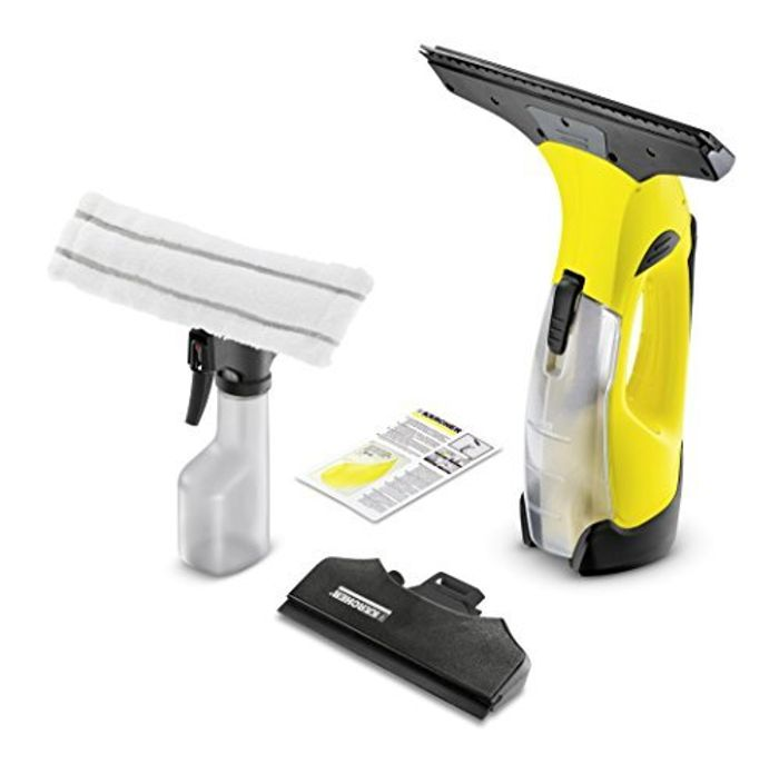 DEAL of the DAY! £30 OFF. Karcher Window Vac WV5 Premium Incl. Accessories